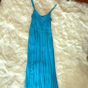 Splendid Bright blue Maxi Dress